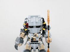 레고로 만든 프레데터